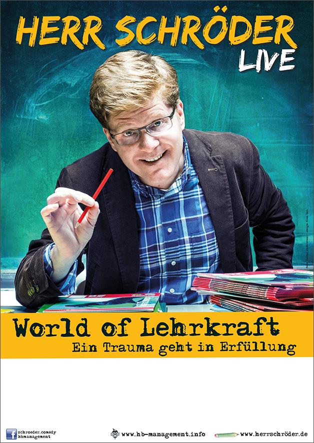 WORLD OF LEHRKRAFT – EIN TRAUMA GEHT IN ERFÜLLUNG