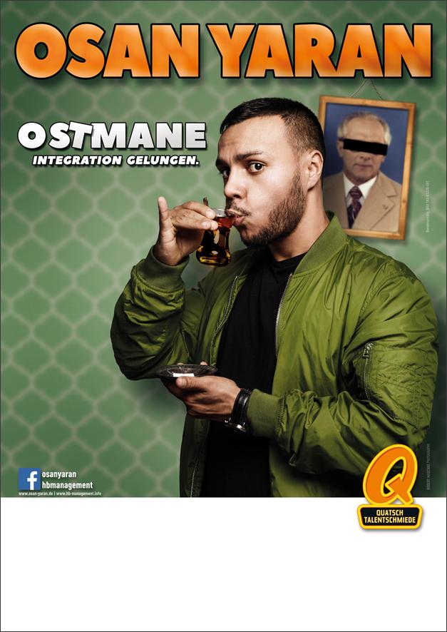 OSTMANE - INTEGRATION GELUNGEN