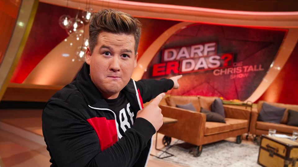 DARF ER DAS? - DIE CHRIS TALL SHOW