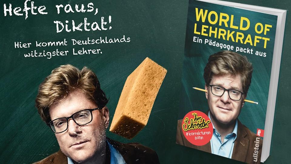 WORLD OF LEHRKRAFT - DAS BUCH