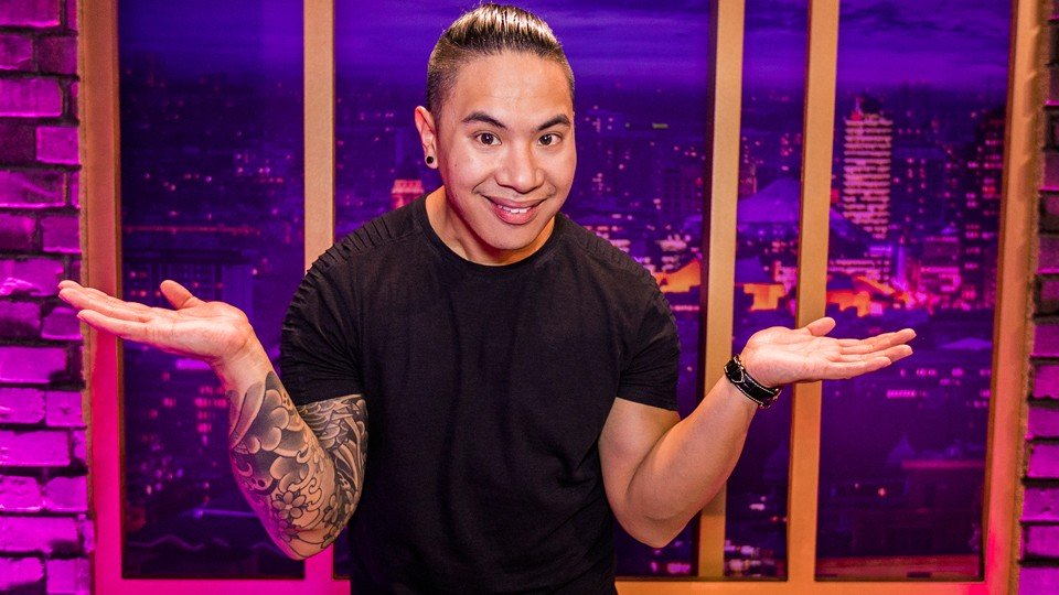 COMEDY @SKY MIT TUTTY TRAN