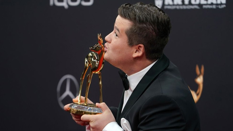 AND THE BAMBI GOES TO...