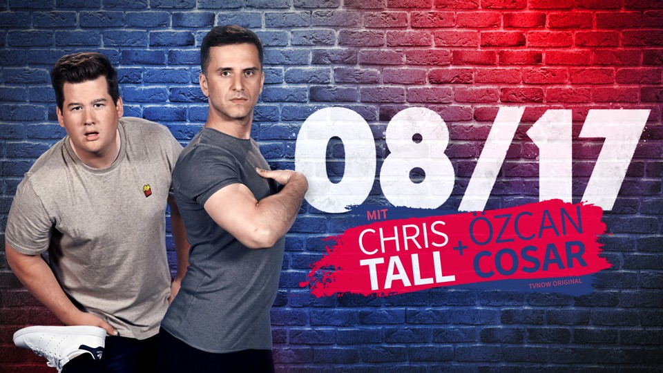 08/17 - PODCAST MIT CHRIS TALL & ÖZCAN COSAR