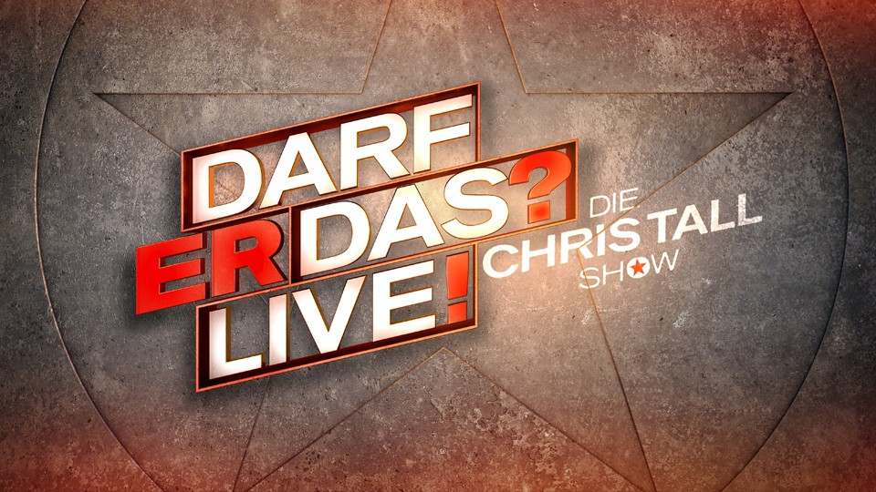 DARF ER DAS! LIVE!